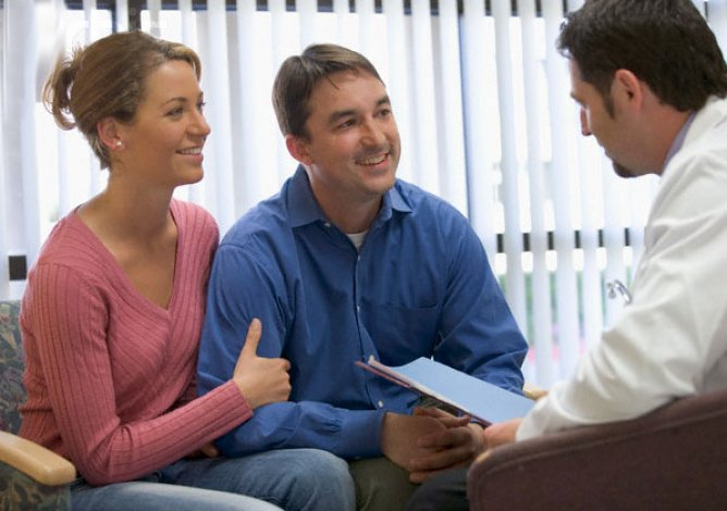 Первичное бесплодие у женщин причины и лечение
